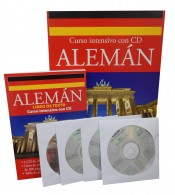 Curso intensivo con CD alemán