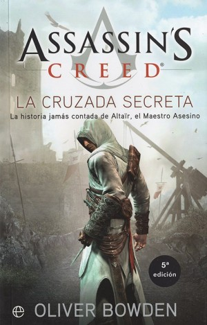 Assassin´s Creed III. La cruzada (Bolsillo)