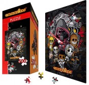 Puzzles Space Warriors (Calaveritas)